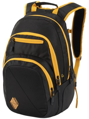 Batoh Nitro Stash Golden Black 29l